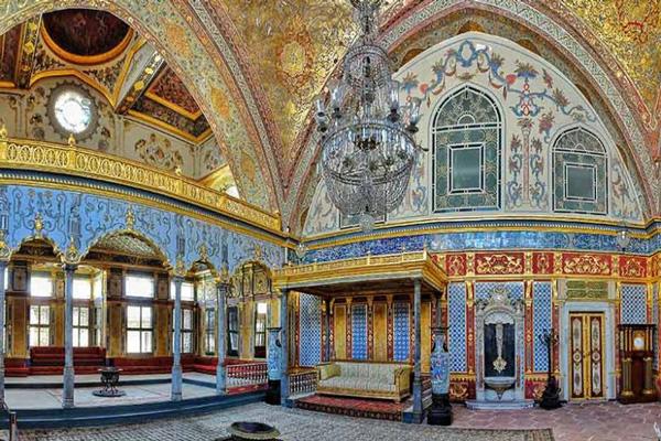 حرمسرا-کاخ-موزه-توپکاپی استانبول