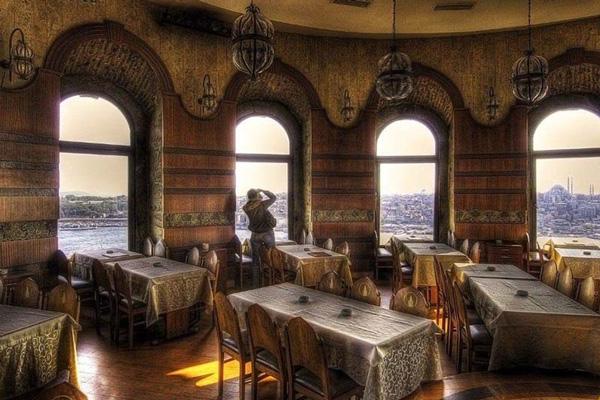 برج-مایدن-در-زمان-حال استانبول