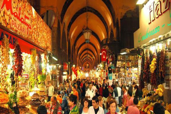 تاریخچه-اجتماعی-بازار-بزرگ استانبول