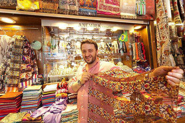 تاریخچه-بازار-بزرگ استانبول