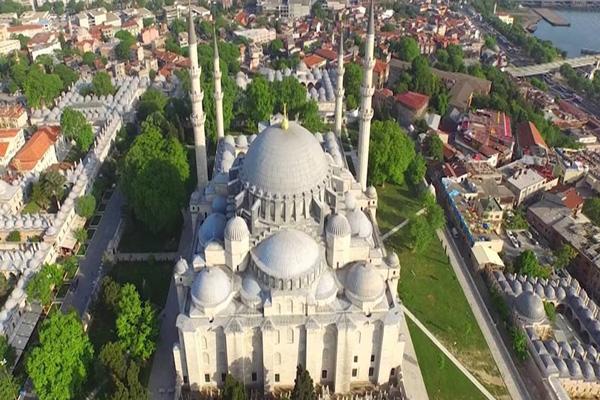 تاریخچه-مسجد-سلیمانیه استانبول