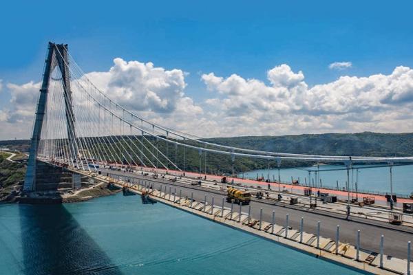 تاریخچه-پل-بسفر استانبول
