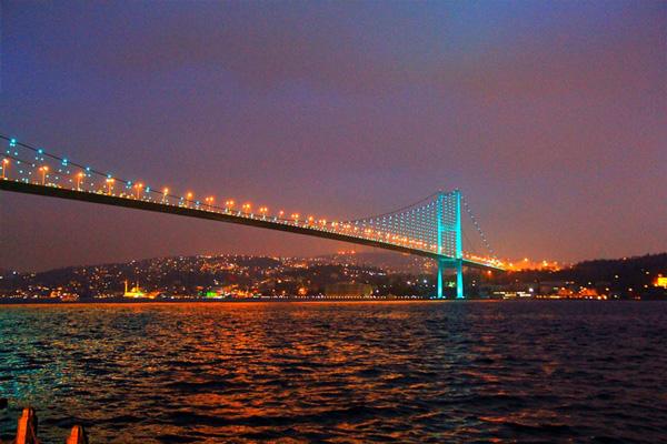 ساخت-و-ساز-پل-بسفر استانبول