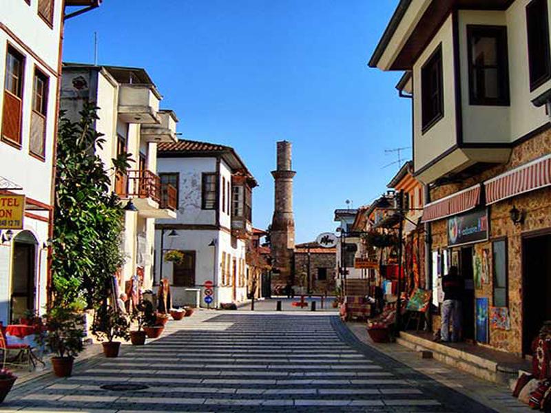 شهر قدیمی کالیسی(کالیچی)