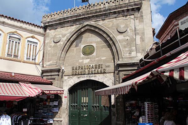 معماری-بازار-بزرگ استانبول