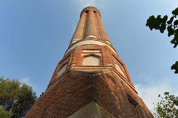 موزه-مردم-شناسی-مسجد-ییولی-مناره آنتالیا
