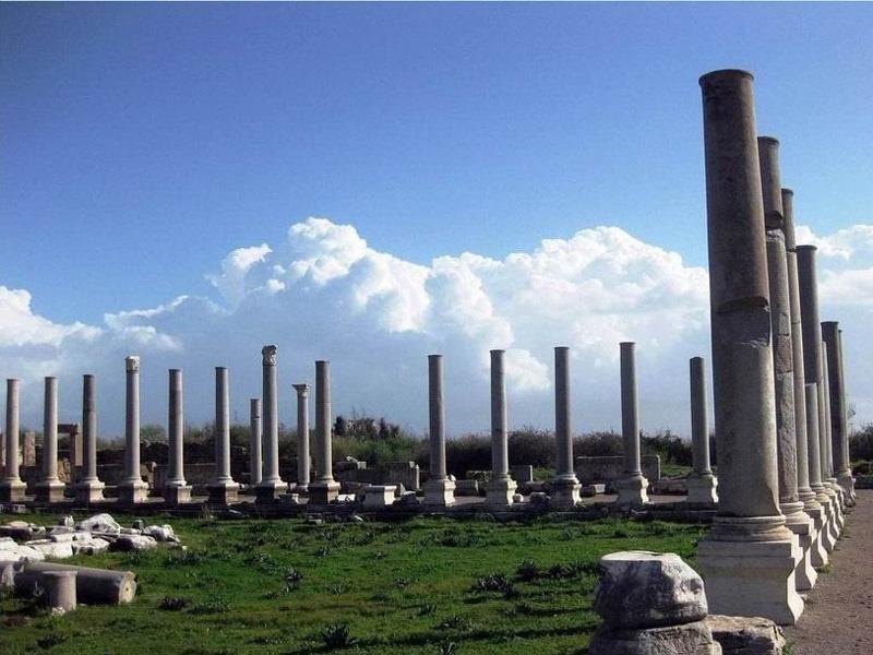 شهر باستانی پرگا
